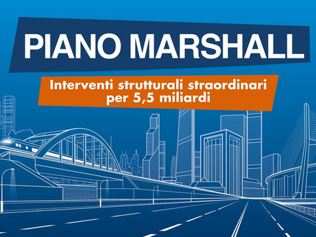 REGIONE LOMBARDIA: approvato il 'Piano Marshall'. Massetti: Impegno e lungimiranza di Regione Lombar