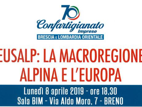 BRESCIA - 70° Anniversario di Confartigianato Valcamonica