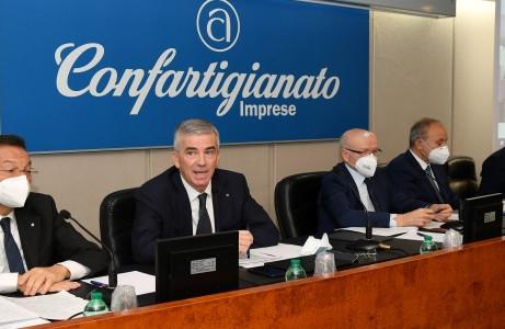 CONFARTIGIANATO IMPRESE – Marco Granelli nuovo Presidente, Vice Presidente Vicario Eugenio Massetti