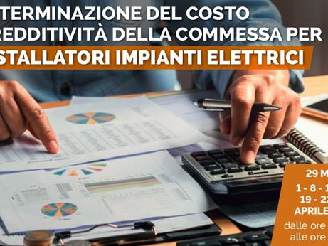 BRESCIA: Elettricisti, attività formativa rimborsabile al 100%