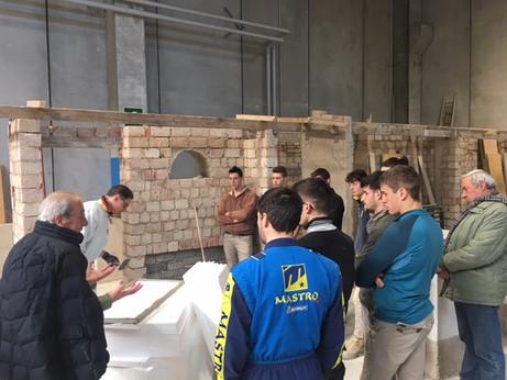 SONDRIO - Al via i seminari formativi per i futuri tecnici edili del PFP di Sondrio