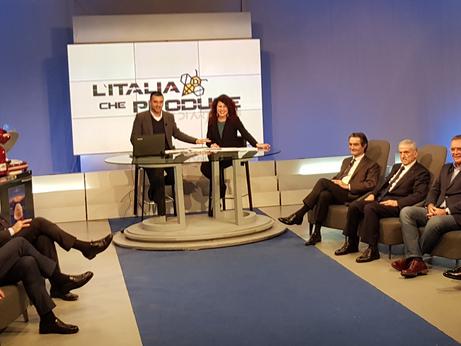 L'ITALIA CHE PRODUCE – Il Presidente Attilio Fontana a confronto con Confartigianato