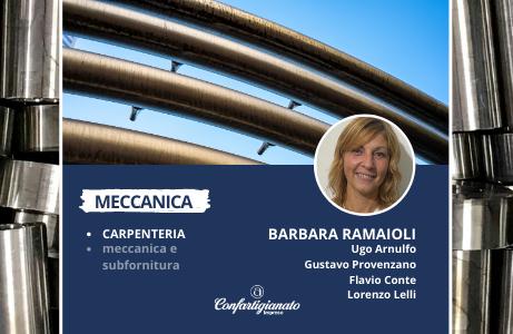 MECCANICA - La presidente di Confartigianato Meccanica Barbara Ramaioli intervistata su RadioUno