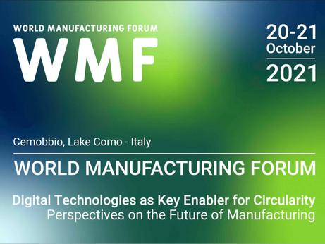 EVENTI – Confartigianato Lombardia al World Manufacturing Forum 2021