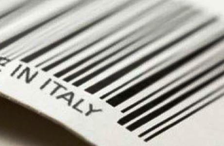 MADE IN ITALY - Bene proposta di legge a tutela prodotti fatti in Italia