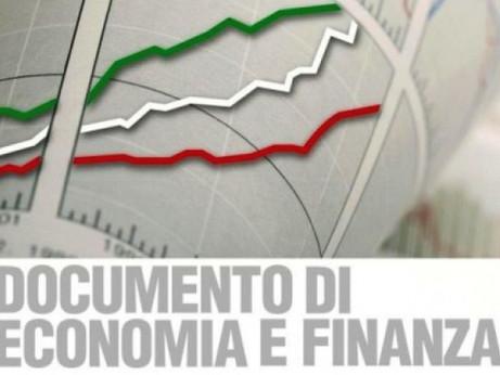 DOCUMENTO DI ECONOMIA E FINANZA - Confartigianato 'Manovra sia sostenibile. Sì a investimenti'