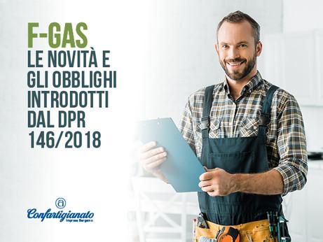 BERGAMO - Impiantisti e normativa     F-GAS. Giovedì 20 febbraio un incontro a Bergamo.