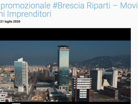 BRESCIA - Il Movimento Giovani Imprenditori lancia il video #BresciaRiparti