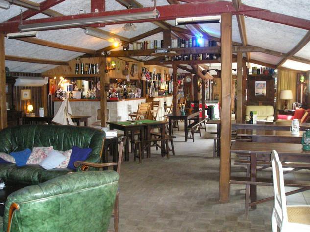 Salle du bar