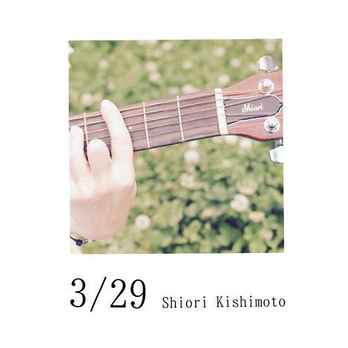 1st mini album 「3/29」