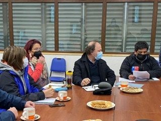 La Unión: En 2021 comienza sondaje para nuevo APR de Champel