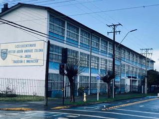 Municipio anuncia mejoramiento de tres establecimientos educacionales de La Unión por 640 millones.