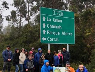 Empresarios turísticos de la capital del Ranco visitaron sectores costeros de La Unión y Corral