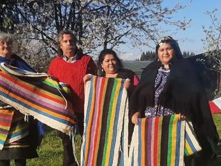 """Mujeres unioninas participarán en la creación del """"Witral"""" más grande del mundo."""
