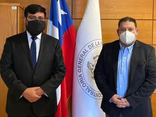 Alcalde solicita a Contraloría auditoría por proyectos sanitarios y situación financiera del DAEM.