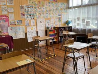 Escuelas unidocentes de la comuna retornan a clases presenciales este lunes 16 de agosto.
