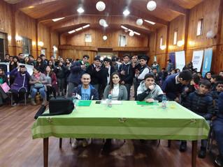 Más de 100 unioninos conmemoraron el día Internacional de la prevención de drogas y alcohol  con el