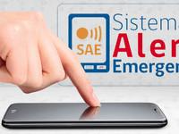 Infórmate sobre el Sistema de Alerta de Emergencias (SAE)
