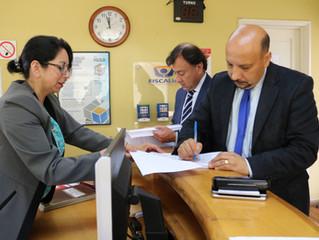 MUNICIPIO DE LA UNIÓN DENUNCIÓ AL MINISTERIO PUBLICO POSIBLES ILÍCITOS POR SITUACIÓN DEL DAEM