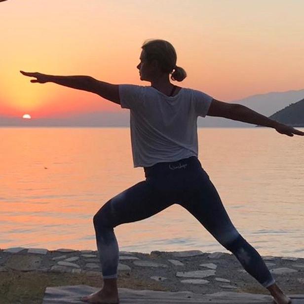 Yoga- und Pilatesreise nach Samos  September 2021