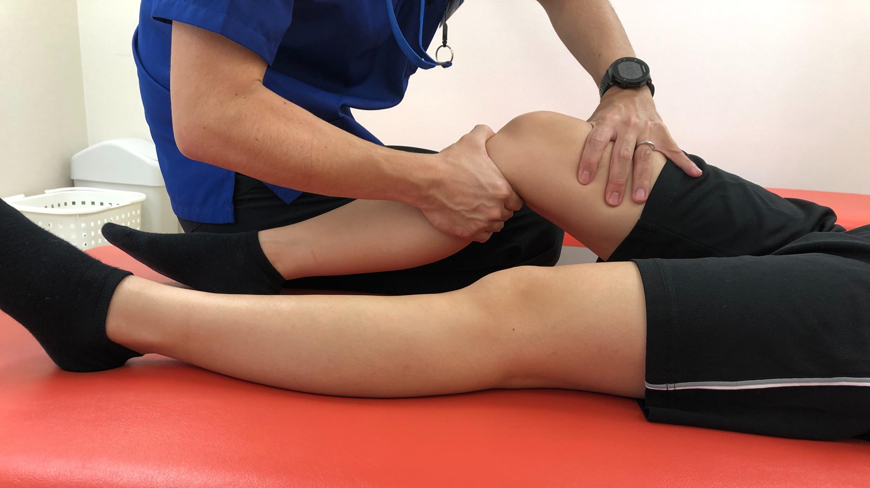 膝関節疾患の手技療法とエクササイズ
