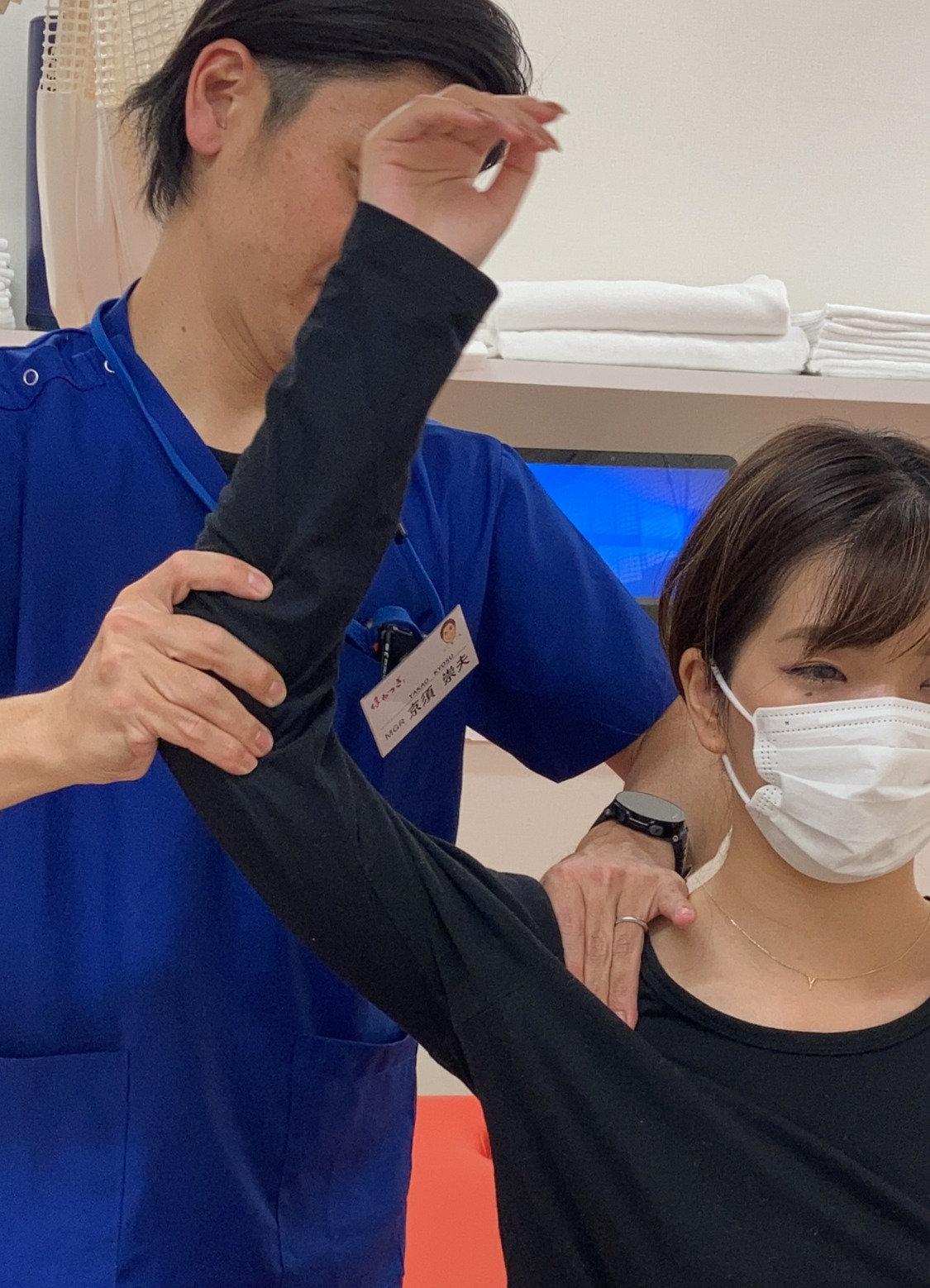 肩関節の徒手検査と病態理解
