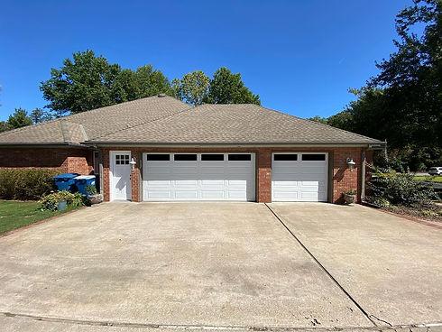 Bentonville, AR garage door service