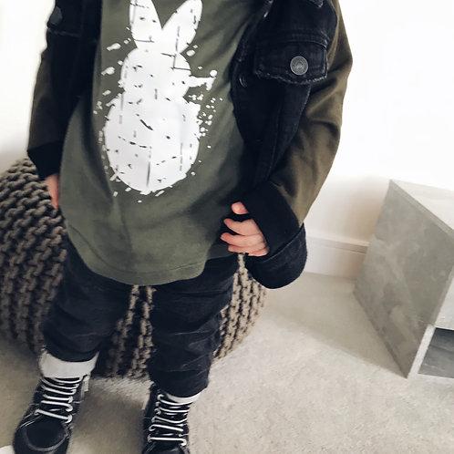 Grunge Bunny