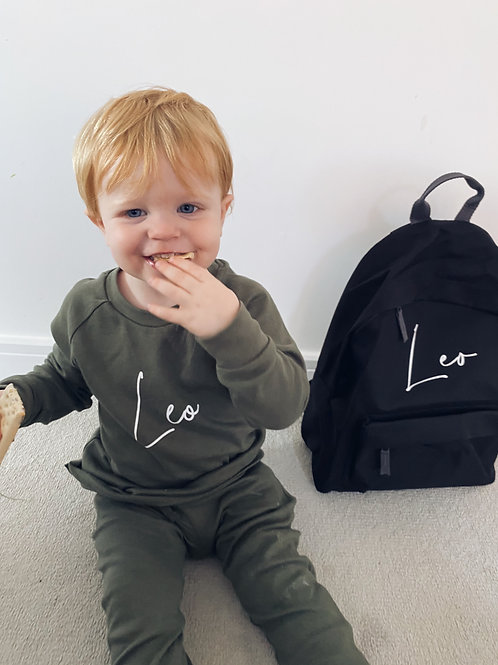 Personalised Loungewear Set