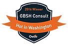 GBSH Consult Group Hot in Washington 2016 Award