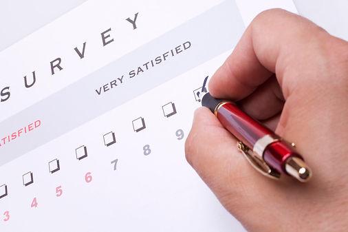 Strategy survey