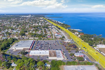 The CAP Plus Fund's Supermarket-anchored Shopping Center on the Space Coast of Florida
