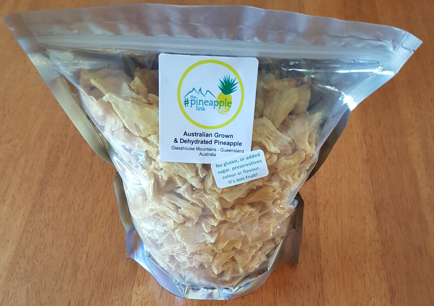 Dried Pineapple 1 Kg Pack