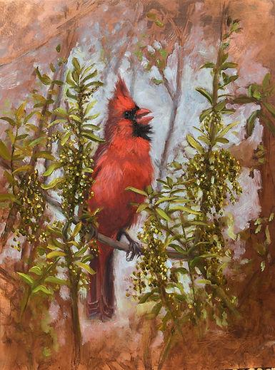 My Tree My Tree Cardinal 6x9.jpg