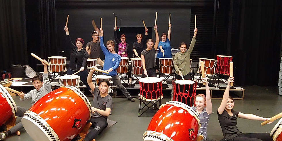 SAT Taiko ESSENTIALS Workshop