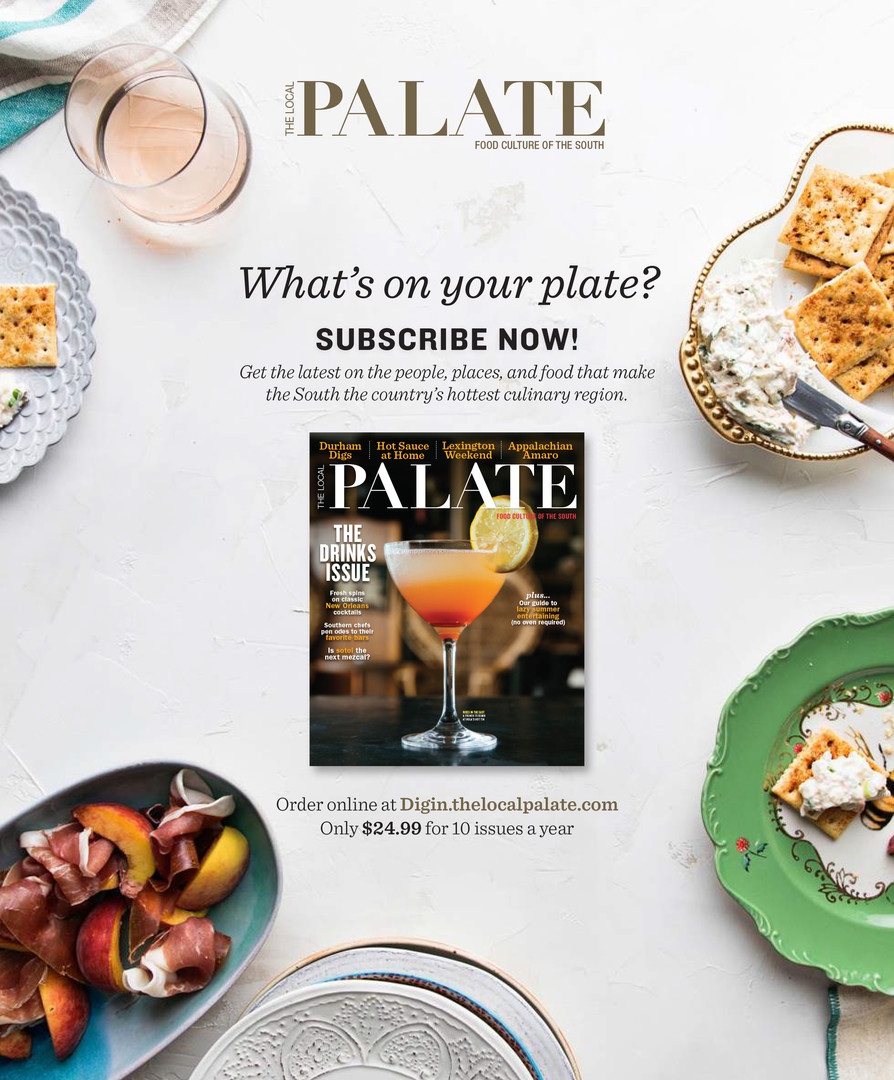 September The Local Palate House Ad(comp