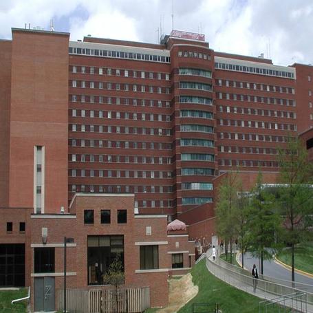 NIH Building 10