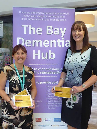 The Bay Dementia Hub Team