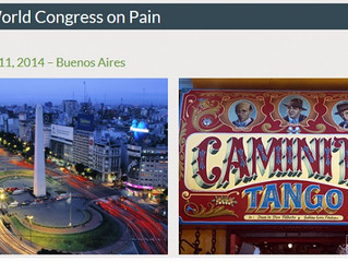 MAC Pain Team Presents & Consults In Buenos Aires 6-11 OCTOBER 2014