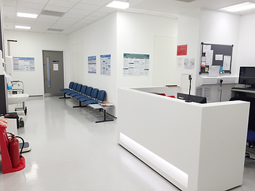 Pharmacodynamics Suite in MAC's Phase 1 Unit
