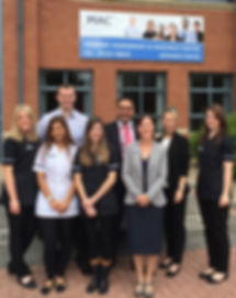 MAC clinical trial team