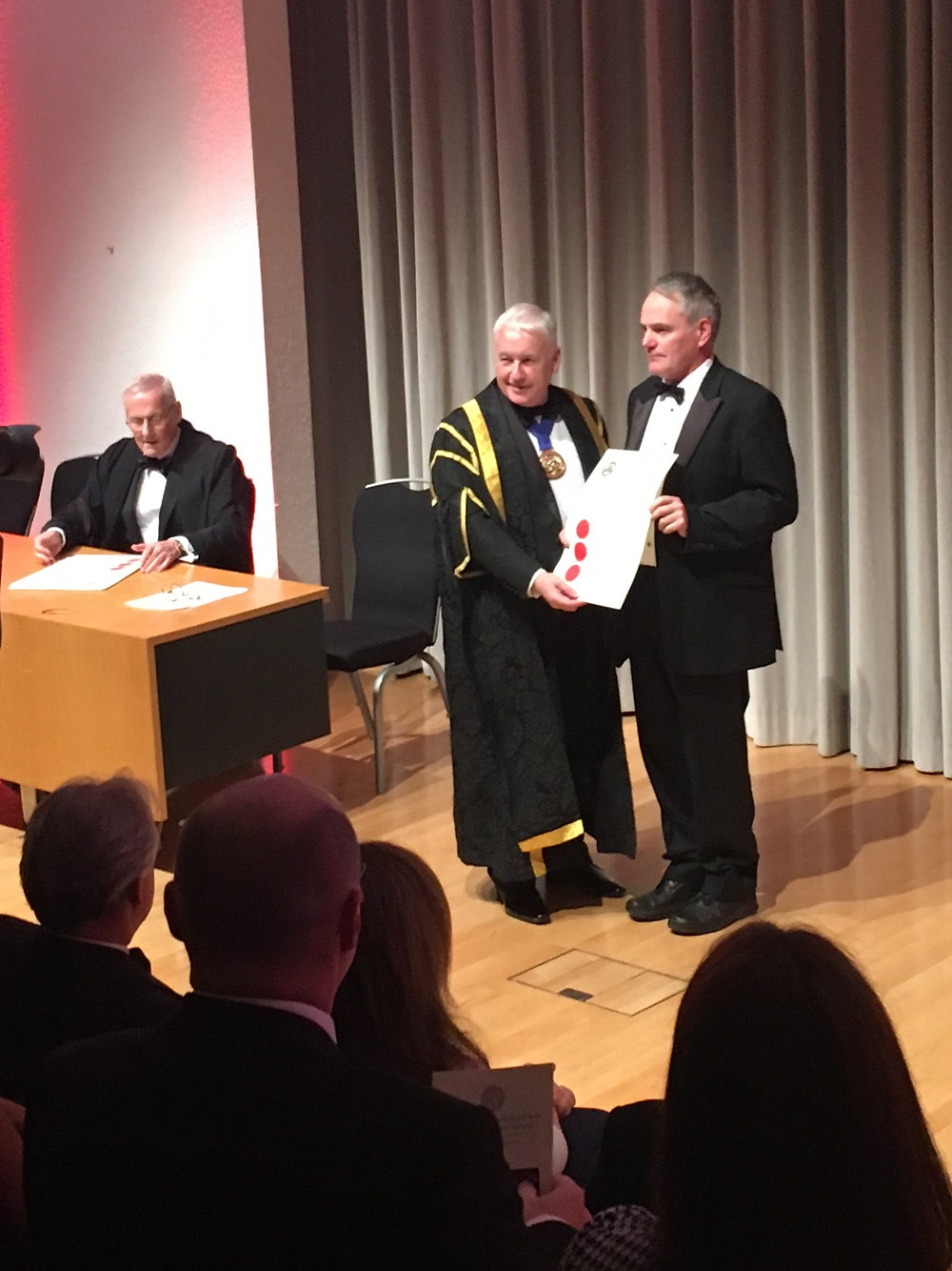 Dr Mark Dale awarded Honorary Membership of the Faculty of Pharmaceutical Medicine