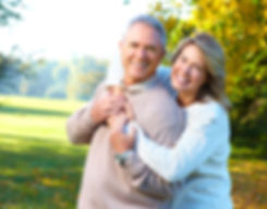 happy couple, dementia