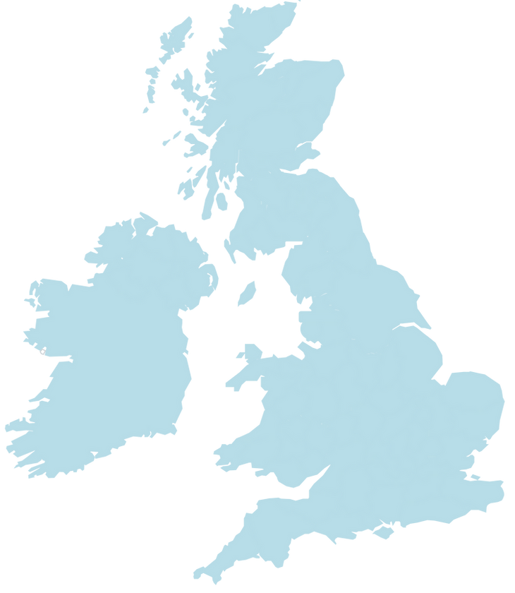 Clinical trials sites in the UK