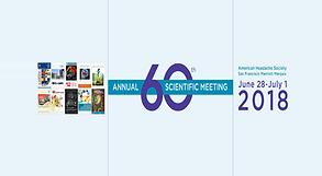 American Headache Society Meeting 2018.p
