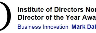 MAC's CEO Wins Institute Of Directors Award For Business Innovation