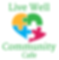 Live Well Community Cafe Logo