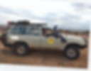 Lion Ranger Vehicle. Save wild lions. Promote Co-existence. Lion conservation Africa.