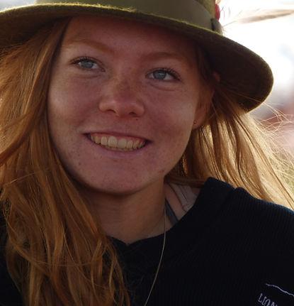 Antonia Leckie, Conservation Biologist (Laikipia, Kenya).