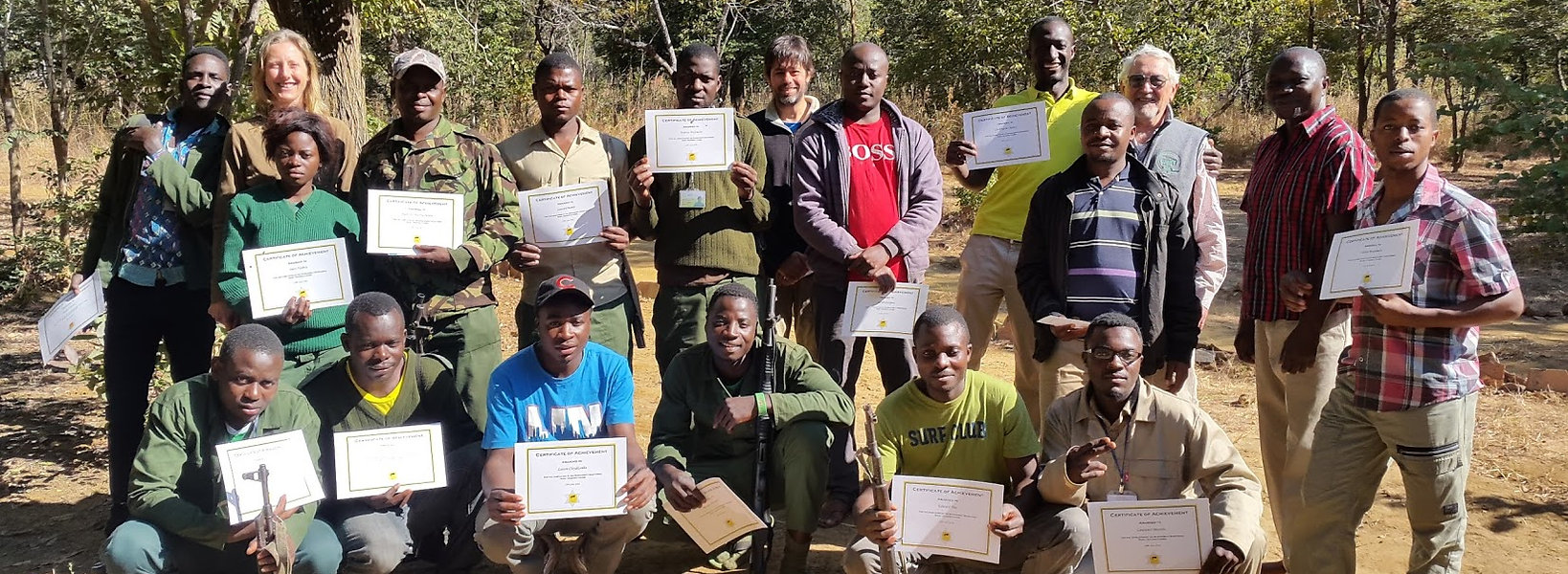 Lion Rangers Program. Save wild lions. Promote Co-existence. Lion Conservation and Research Africa.